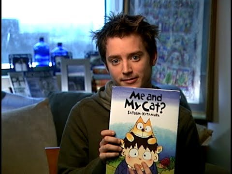 Only Kats Video: Me and My Cat read by Elijah Wood